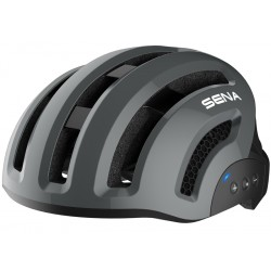 SENA X1 - Smart Cycling Helm - grau