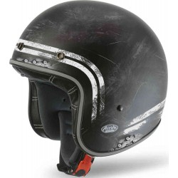 Airoh - GARAGE Raw Jet Helm