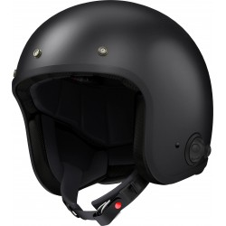SENA - SAVAGE - Smart Motorrad-Jethelm (ECE) - schwarz matt