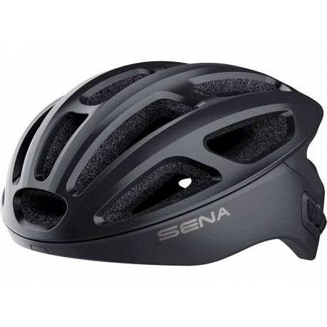 SENA R1 - Smart Cycling Helmet - ONYX BLACK