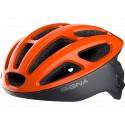 SENA R1 - Smart Cycling Helmet - ELECTRIC TANGERINE