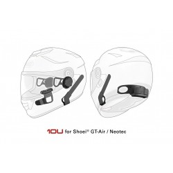 SENA - 10U Bluetooth Headset für Shoei GT-Air - inkl. RC4-Lenkerfernbedienung