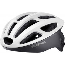 SENA R1 - Smart Cycling Helmet - MATT WHITE