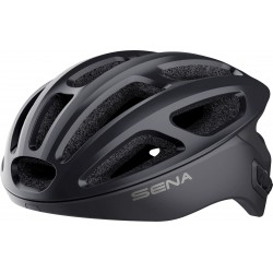 SENA R1 EVO - Smart Cycling Helmet - MATT BLACK