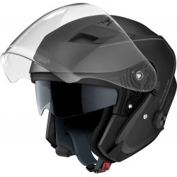 SENA - OUTSTAR - Smart Motorrad-Jethelm (ECE) - schwarz matt