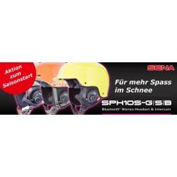 SPH10S - Bluetooth Headset für Burton®-Helme
