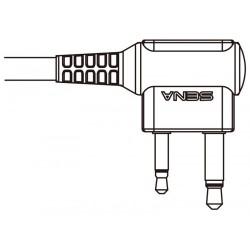 SR10 - Verbindungskabel zu ICOM TWIN-PIN
