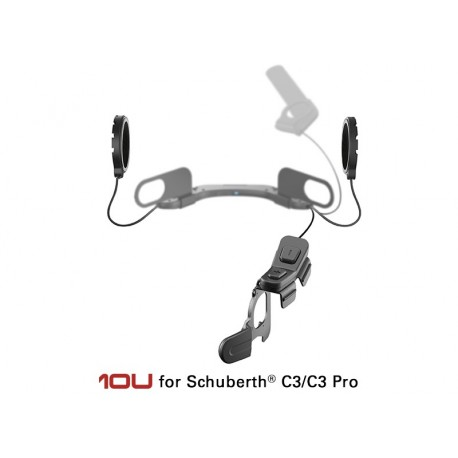 SENA - 10U Bluetooth Headset für Schuberth C3/C3 Pro