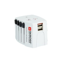 SKROSS - World Adapter MUV USB