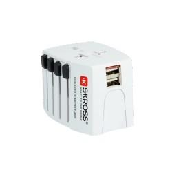 SKROSS - World Adapter MUV USB