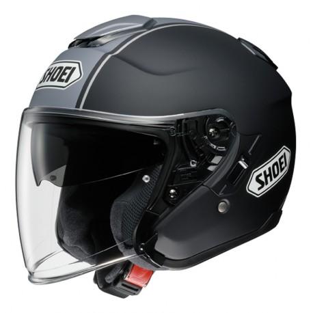 Shoei - J-Cruise I - Corso - TC-10 - schwarz-grau matt
