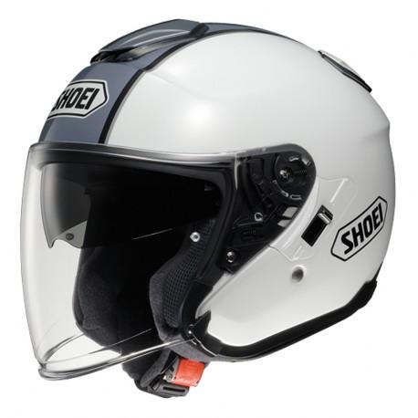 Shoei - J-Cruise I - Corso - TC-6 - weiss-schwarz-grau