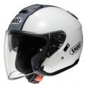 Shoei - J-Cruise Corso TC-6 - weiss-schwarz-grau