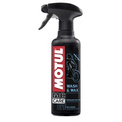 MOTUL - E1 - Wash & Wax 400ml