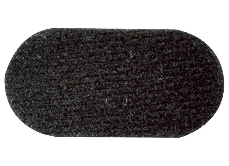 Klettverschlüsse für Befestigung der Halterung des kabelgebundenen Mikrofons