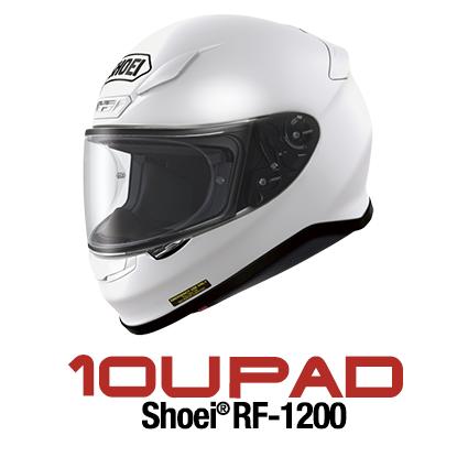 SENA 10UPAD für SHOEI RF-1200/ SHOEI NXR
