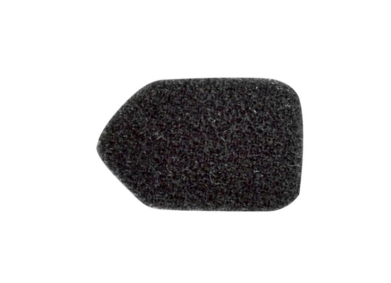Velcro-Pad für Mikrofonmontage