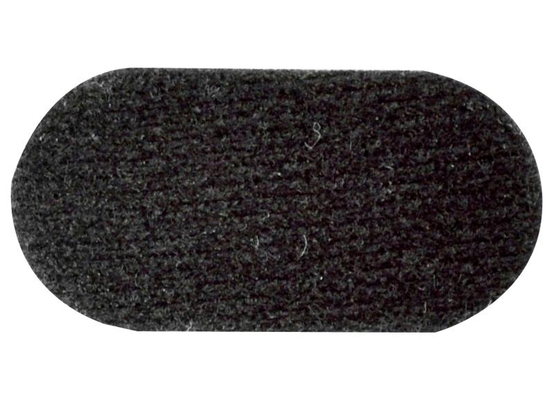 Velcro-Pad für Kabelmikrofon
