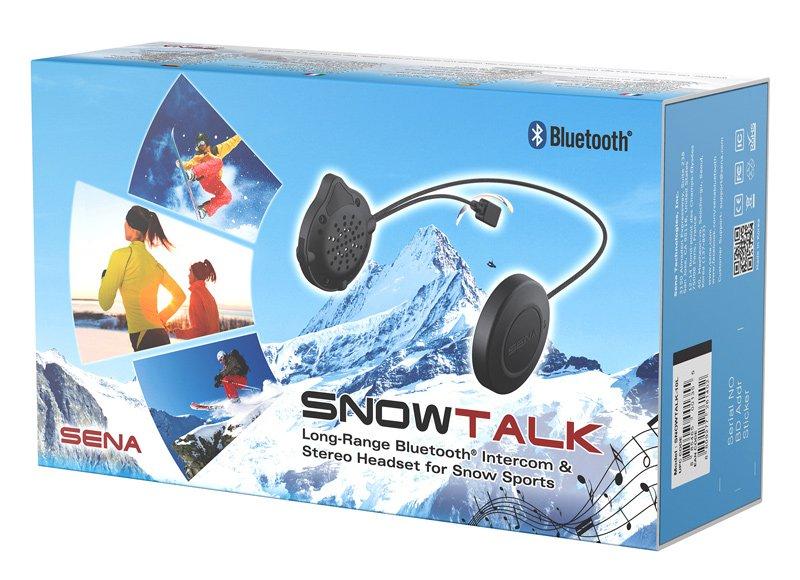 SNOWTALK - Verpackung